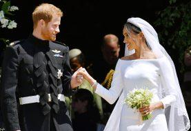 Deshalb lachten Prinz Harry und Meghan Markle in ihren Hochzeitsfotos