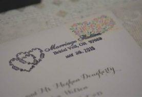 Warum Bräute auf der ganzen Welt reisen, um ihre Hochzeitseinladungen zu verschicken