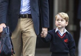 Die königliche Familie erschüttert Geschlechterstereotypen mit Prinz Georges neuem Hobby