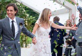 Gwyneth Paltrow hat gerade ein geheimes Foto von ihrem Valentino-Hochzeitskleid gezeigt
