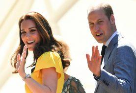 Kate Middleton hat diese Farbe noch nie in der Öffentlichkeit getragen