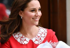 Kate Middleton's maternity dress was a moving tribute to Princess Diana