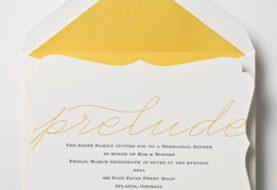 Hochzeitsbriefpapier-Tipps von einem Industrie Insider