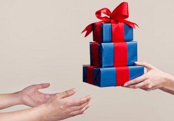Der richtige Weg, um mit Geschenken umzugehen, die Sie nicht möchten