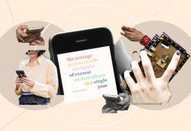 Wie unsere Telefone zu einer Gewohnheit von 150 Tagen wurden und warum es Zeit für einen #screenbreak ist