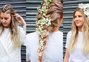 Wedding hair: how to avoid looking like a basic bride
