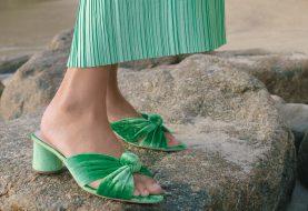 Die 5 Schuhe sollen im Urlaub gepackt werden, so die Experten