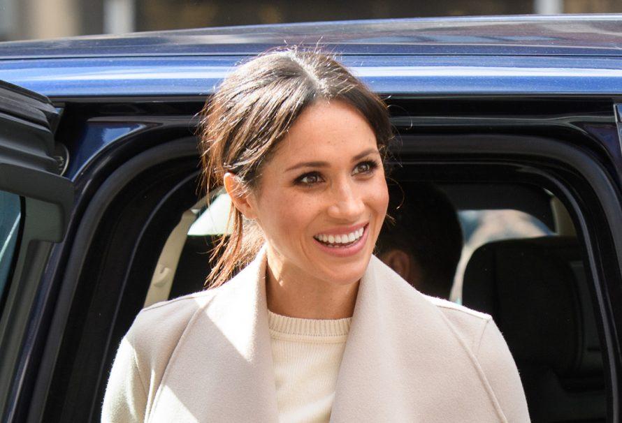 Meghan Markle wird an ihrem Hochzeitstag eine besondere Hommage an Prinzessin Diana tragen
