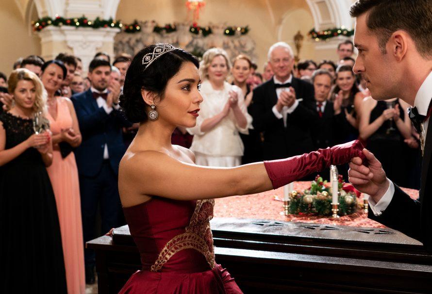 Die Princess Switch Besetzung hat Harry und Meghan als Inspiration bestätigt