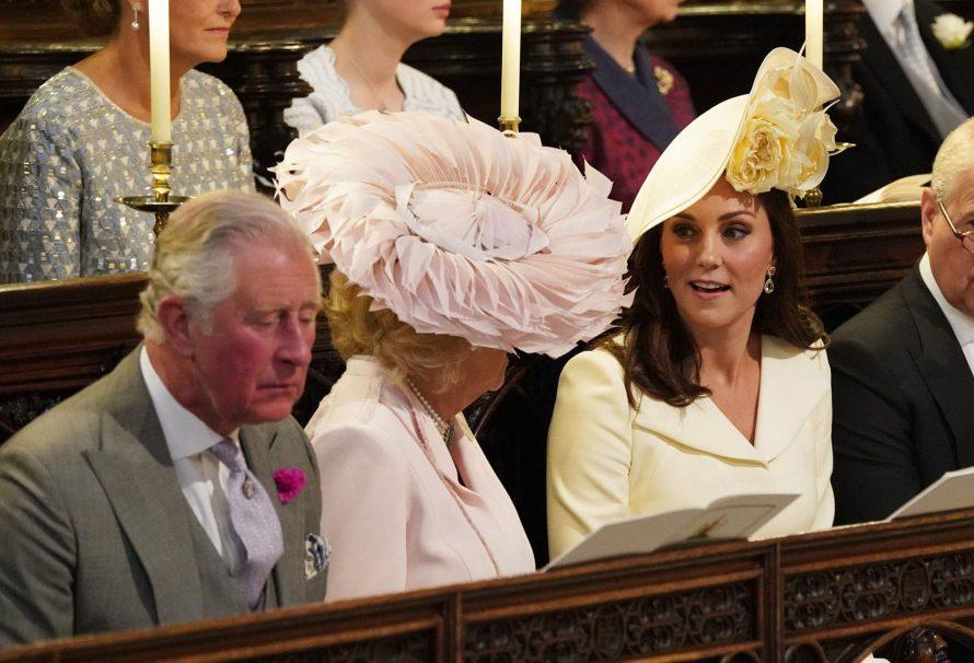 Es stellte sich heraus, dass Kate Middleton schließlich kein Kleid für die königliche Hochzeit recycelt hat