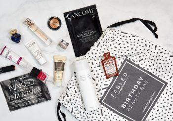 Lust auf diese kostenlose Kosmetiktasche im Wert von über 100 €? So bekommen Sie es