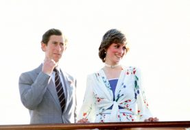 Dies ist offensichtlich der genaue Moment, in dem Prinz Charles merkte, dass Prinzessin Diana populärer war als er
