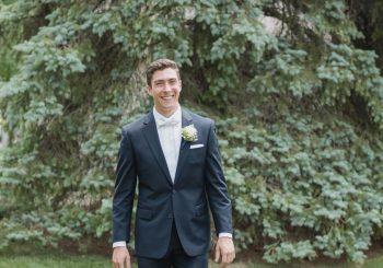 Die eine Sache, die ein Bräutigam am Morgen seiner Hochzeit tun muss