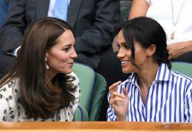 Kate Middleton und Meghan Markle unterstützen diesen großen Schmucktrend