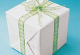 Muss ich ein Geschenk senden?