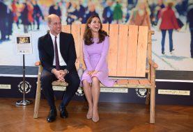 Der seltene PDA von William und Kates während des königlichen Engagements ist so süß