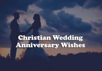 Christliche Hochzeitswünsche - religiöse Botschaften