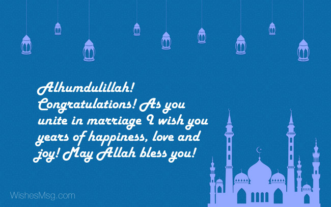 islamic wedding wishes and messages for couple hochzeitszeit