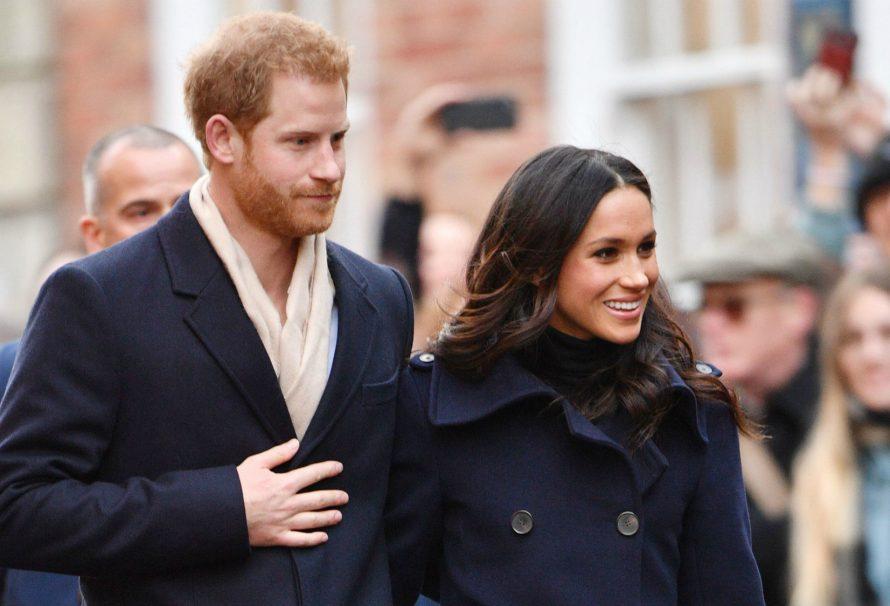 Prince Harry und Meghan Markle werden mit ihrer Hochzeitsfotografie zum Millennium
