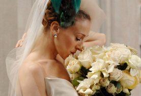 So können Sie grundsätzlich das Brautkleid von Carrie Bradshaw kaufen *