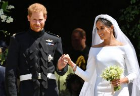 """Die Leute haben auf Harry und Meghans Hochzeitsfotos einen """"großen"""" Fehler entdeckt"""