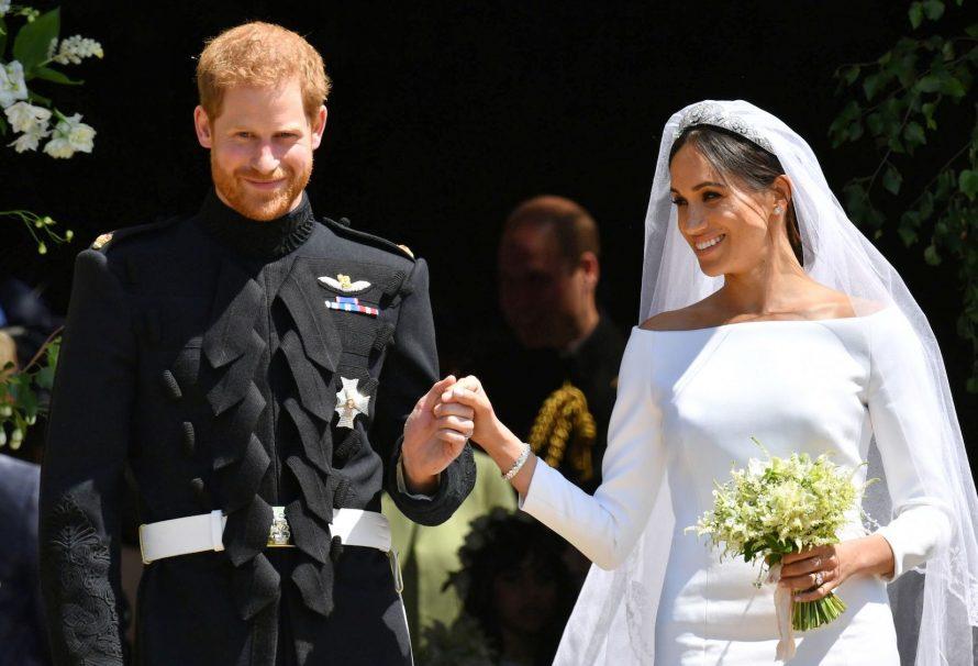 Dies ist der besondere Grund, warum Meghan Markle ihren Brautstrauß aufbewahrte