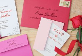 Everything I Learned From Mailing My Wedding Invitations