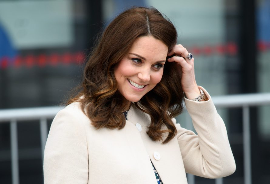 Wait, Kate Middleton's travel entourage is how big??