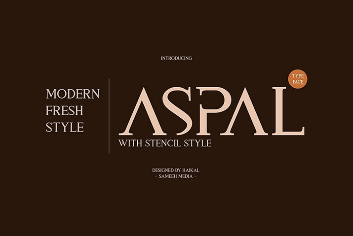 100+ Best Modern Serif Fonts