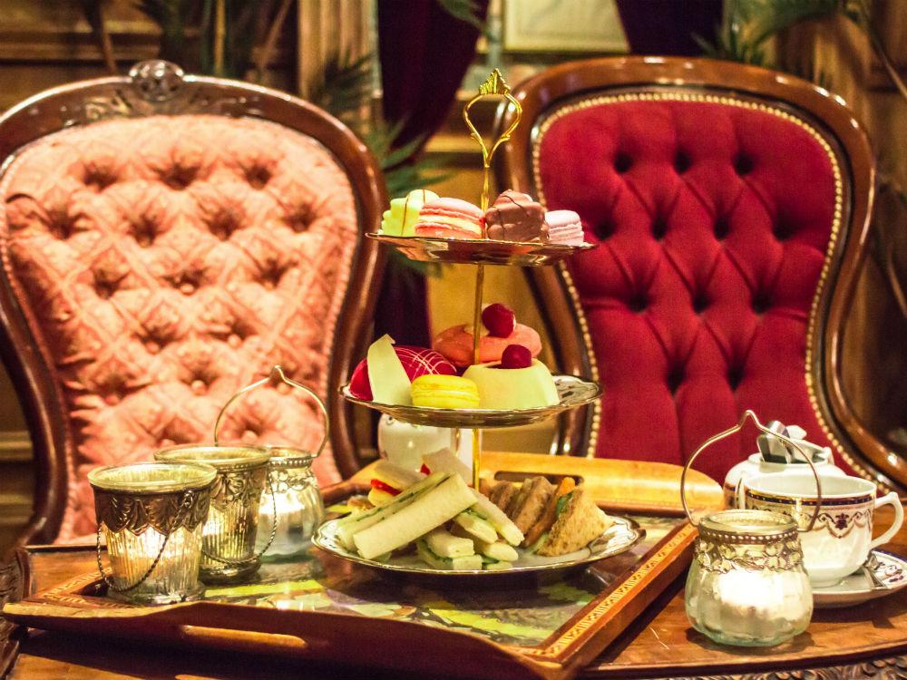 Best afternoon tea London