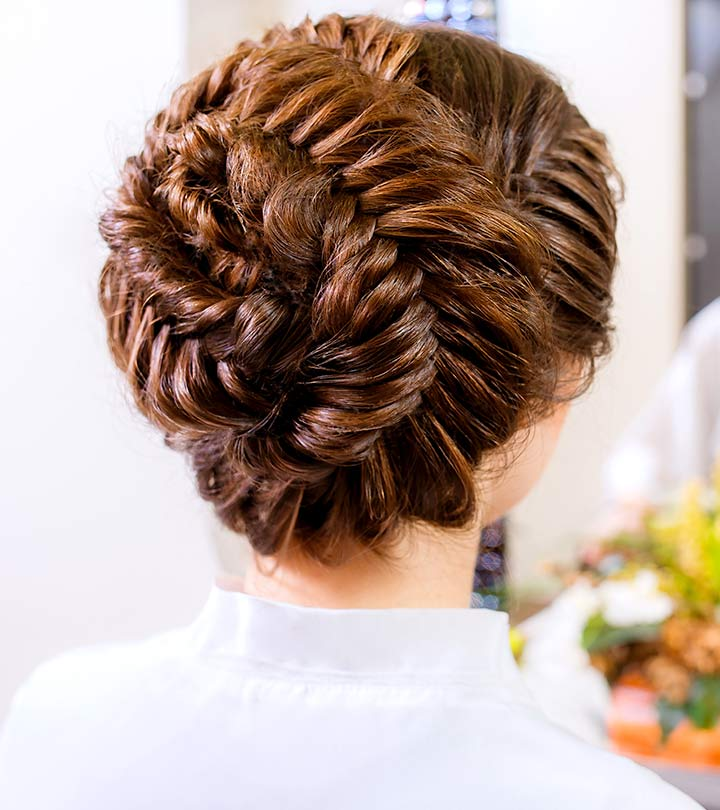 Wedding Hair Style Up: Home » Hair Styles » Bridal Hairstyles 10 Wedding Updos
