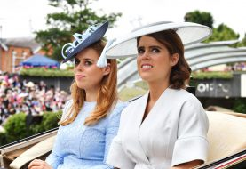 Princess Eugenie just borrowed Meghan Markle's fave accessory