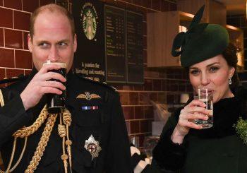 Kate Middleton und Prinz William veranstalteten eine geheime Party für drei glückliche Teenager