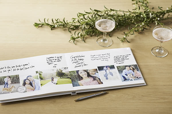 what to say in a wedding card
