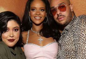 Rihanna hat Cher Horowitz in einem Slip-Kleid auf ihrer Fenty Beauty Party kanalisiert