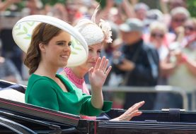 Princess Eugenie's latest Instagram shows off an unexpected part of Buckingham Palace