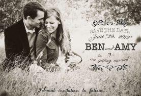 Warum sollte Ihr zukünftiger Ehemann Ihre Hochzeitseinladungen gestalten?