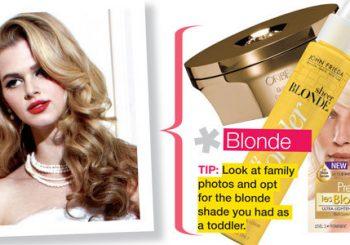 So verbessern Sie Ihre Haarfarbe