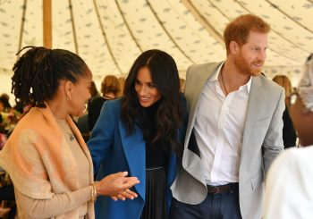 Meghan Markle and Doria Ragland are in for this extremely weird royal Christmas tradition
