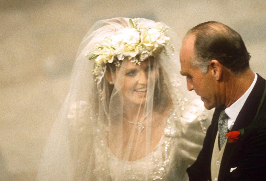 Deshalb trug Fergie an ihrem Hochzeitstag kein Tiara