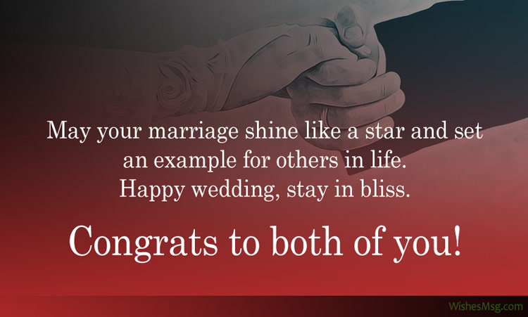 Happy Wedding Messages for Friend