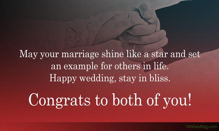 Happy Wedding Messages für Freund