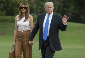 Präsident Trump hat angeblich gelogen, wie viel er für Melania Trumps Verlobungsring bezahlt hat