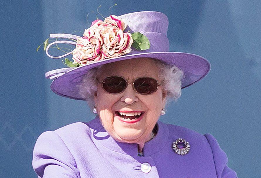 Der wahre Grund, warum Queen Elizabeth eine Sonnenbrille rockt