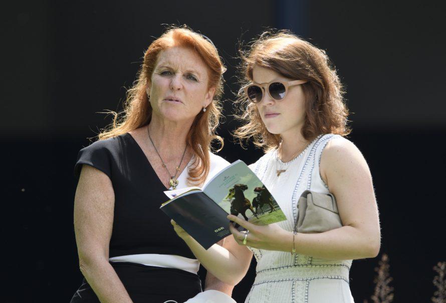 """Fergie ist anscheinend """"sehr engagiert"""" bei der Planung der Hochzeit von Prinzessin Eugenie"""