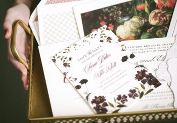 A Guide to Formal Wedding Invitation Wording