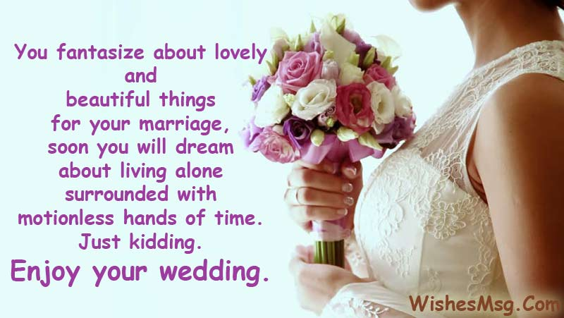 Funny-Wedding-Wishes-for-newly-wed