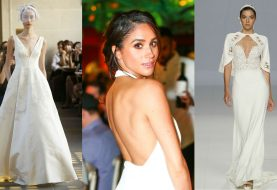 Unsere letzte Vermutung: Wird die Brautkleid-Designerin von Meghan Markle Erdem sein?