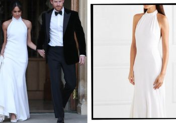 After Designing Meghan Markle's Second Wedding Dress, Stella McCartney Launches Her First Bridal Collection