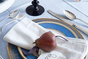 Aktualisieren Sie Ihre Tischdekorationen